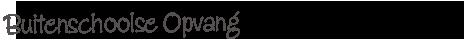 Buitenschoolse opvang Varkentje Stoer Logo